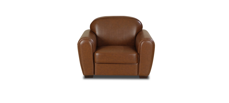 fauteuil salon marron. Black Bedroom Furniture Sets. Home Design Ideas