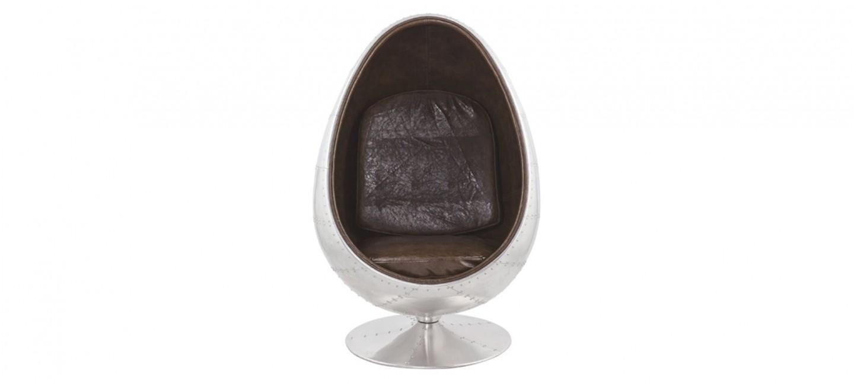 Fauteuil egg design vintage a prix d 39 usine - Fauteuil design soldes ...