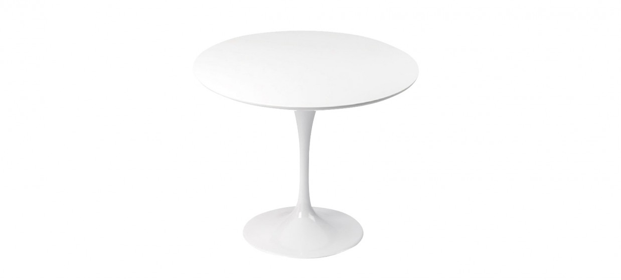 Table manger design ronde 90cm for Table design ronde