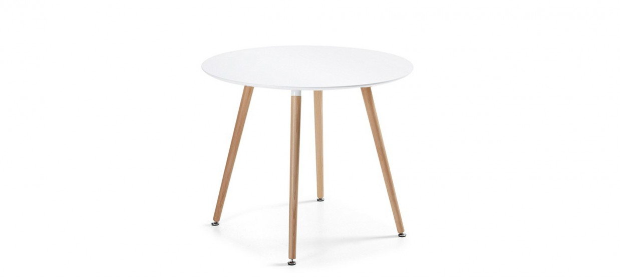 Table manger blanche a prix discount Prix table a manger