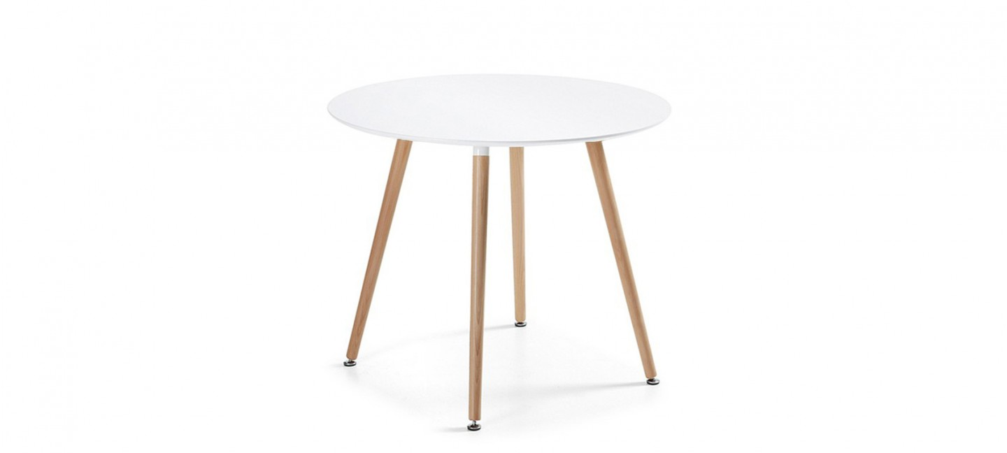 Table manger blanche a prix discount for Table a manger ronde design
