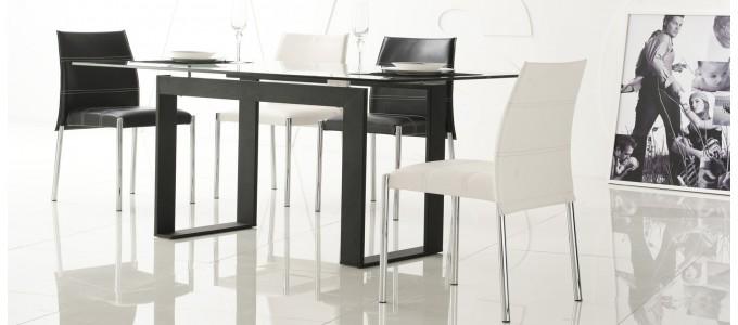 tables manger design designetsamaison. Black Bedroom Furniture Sets. Home Design Ideas