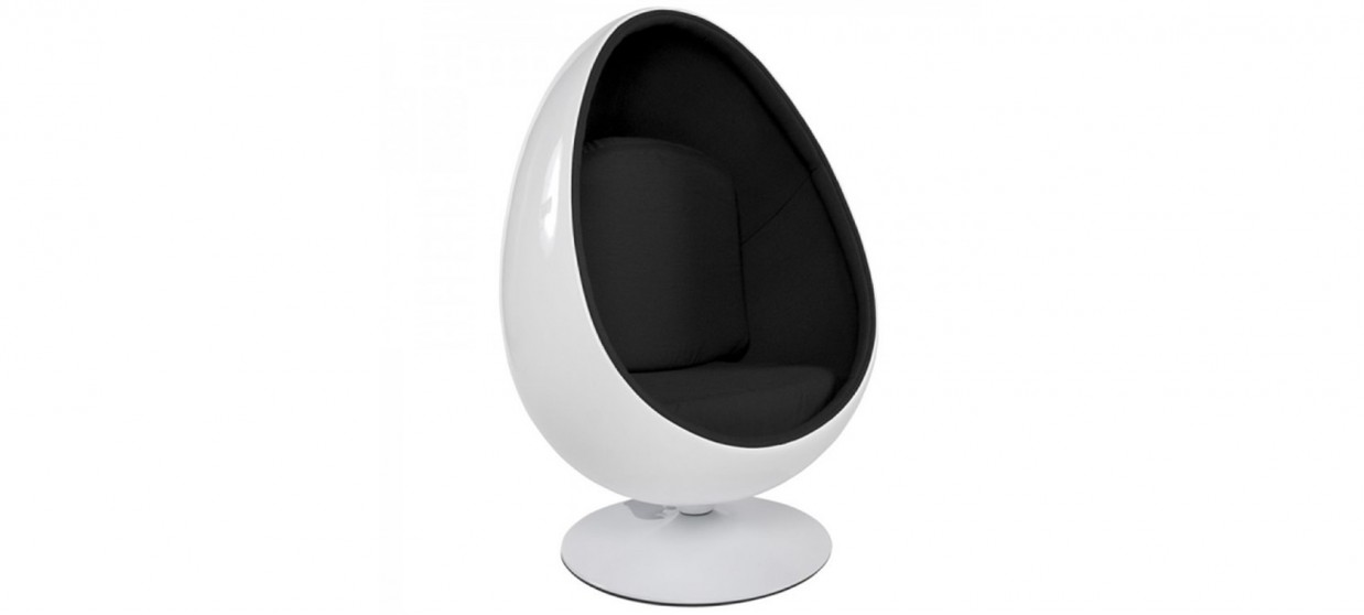 fauteuil oeuf egg achat prix canon. Black Bedroom Furniture Sets. Home Design Ideas