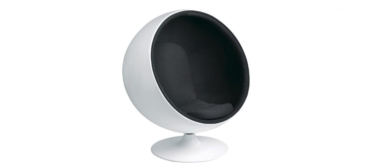 Fauteuil ball a prix canon - Fauteuil boule design ...