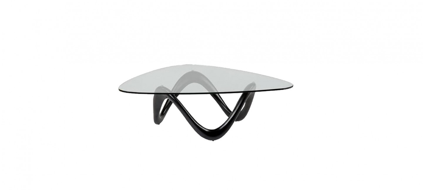 Table basse prix cass e stocks limit s for Table basse noire design