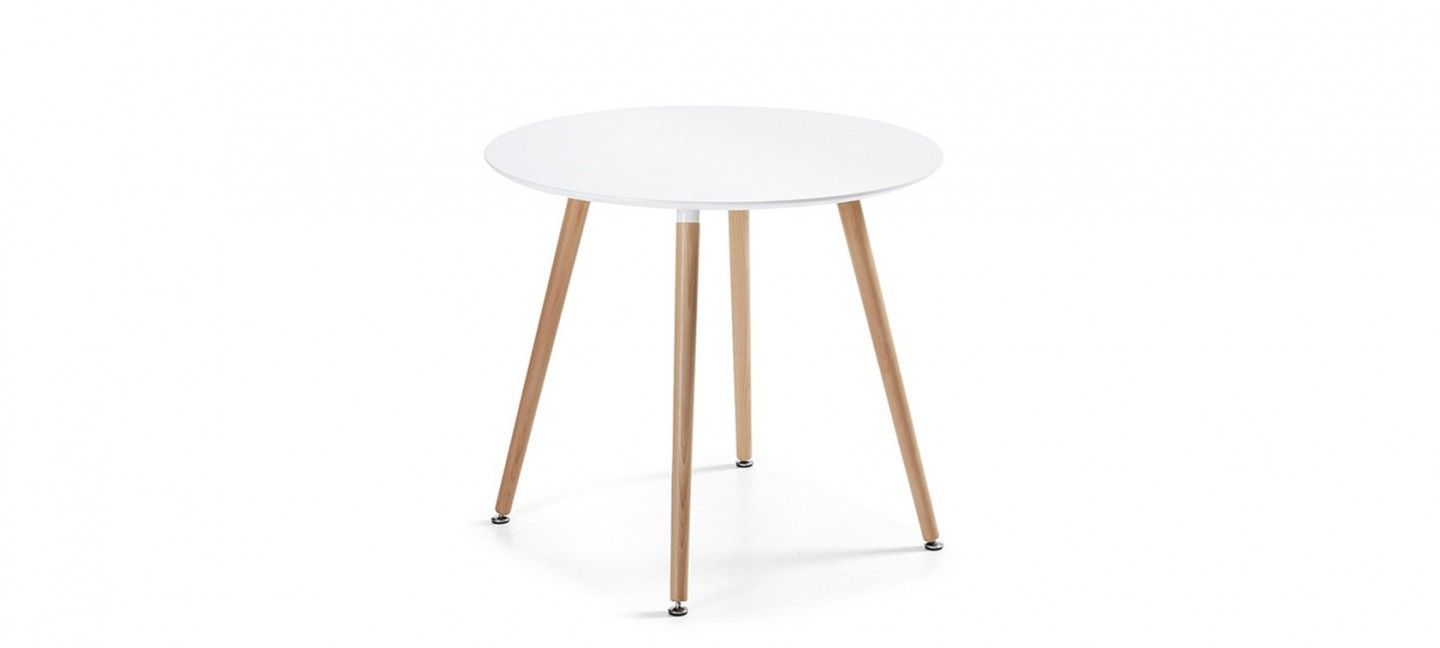 Table manger ronde design a prix cass for Table a manger ronde