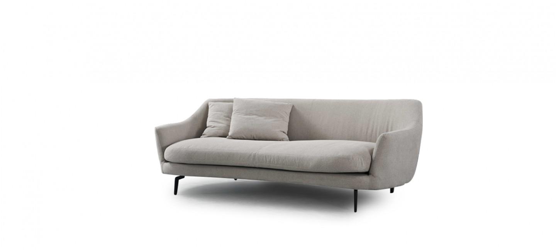 canap 3 places en tissu garantie 2ans. Black Bedroom Furniture Sets. Home Design Ideas