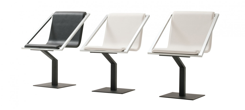 Chaise design prix canon for Chaise salle a manger noire