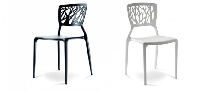 Chaise design - Verdi