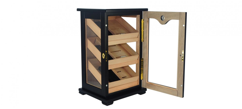 votre cave cigares en bois au meilleur prix. Black Bedroom Furniture Sets. Home Design Ideas