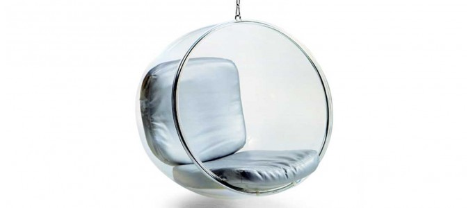 Fauteuil suspendu - Bubble chair