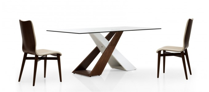Table à manger design - Norcia