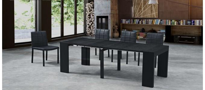 Console extensible noire - Salto