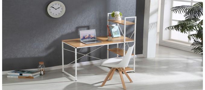 Bureau en bois métal blanc - Erevan