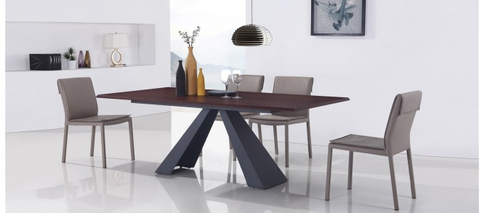 Table à manger design en bois - Amalfi