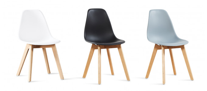 Chaise scandinave - Onir